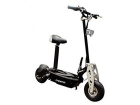 Moma Bikes Patinete Electrico Plegable Urbano 1000W