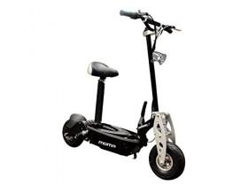 Moma Bikes Patinete Electrico Plegable Urbano 1000W 10″, 42km/h Autonomía 20km