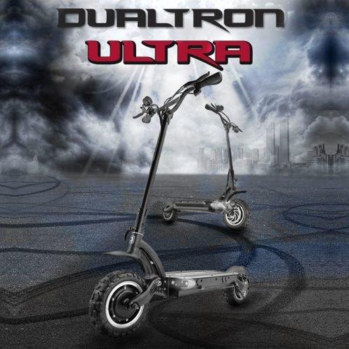 Monopatín eléctrico Ultra potente Dualtron 2400 W Hoverboard Off Road Skateboard más potente profesional Longboard eléctrico