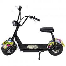 Moto electrica CityCoco MINI. Potencia 1000W/48V/12aH/Litio. Modelo Hip-Hop