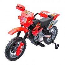 Moto Electrica Infantil Bateria 6V Recargable Niños