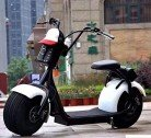 OOBY Q1 Harley Electric Scooter Motocicleta para Adultos