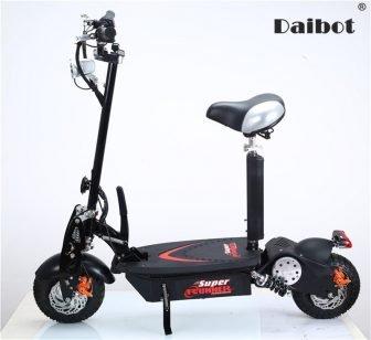 Patineta eléctrica Daibot Scooter Off Road ruedas dos ruedas Scooters eléctricos 10...