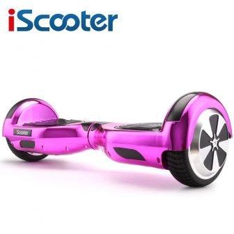Patineta eléctrica iScooter Hoverboard auto equilibrio Scooter dos ruedas de 6,5 pulgadas...