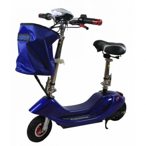 Patinete El 201 Ctrico 300w Azul Ipatinete El 233 Ctrico