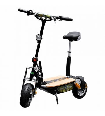 Patinete eléctrico Stampida 2300W Brushless con rueda lisa 12″