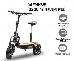 STAMPIDA PLUS 2300W BRUSHLESS