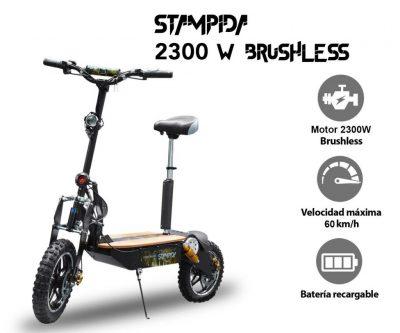 STAMPIDA PLUS 2300W BRUSHLESS