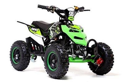 Quad mini con motor de 2 tiempos de 49 cc