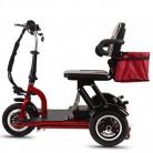 Quino Triciclo eléctrico Scooter para Adultos Plegable