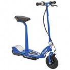 Razor E100S Scooter eléctrico con asiento – azul