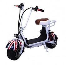 RFV Coche eléctrico de Diny Tiny, Bicicleta para Adultos