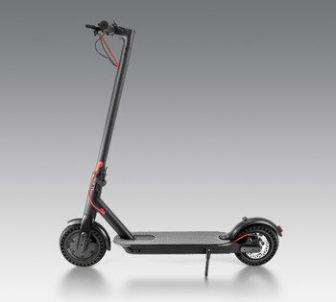 RU DE 8,5 pulgadas Scooter Eléctrico plegable DE dos ruedas Longboard eléctrico...