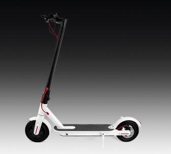 RU Scooter plegable 2 ruedas plegable Auto Balance pie patinete eléctrico monopatín...