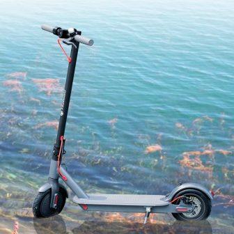 SUPERTEFF EW6 scooter Eléctrico 300 W motor de dos ruedas scooter Eléctrico...