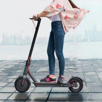 SUPERTEFF EW6 scooter Eléctrico de 8,5