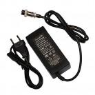 TangsFire Cargador de batería de Plomo 24 V 2 A para Scooter eléctrica
