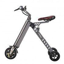 TopMate Eléctrico vehículo Mini Moda de Bicicletas
