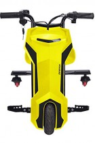 Triciclo ELECTRICO Crazy Bike Sup INFINITON amarillo