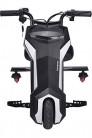 Triciclo ELECTRICO Crazy Bike Sup INFINITON (Amortiguacion Trasera, Distancia Regulable, Velocidad máxima 20km/h) negro