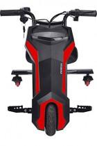 Triciclo ELECTRICO Crazy Bike Sup INFINITON rojo