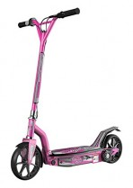 uberscoot 100 W patinete eléctrico rosa