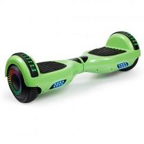 VEVEpower Patinete Eléctrico 6,5″ Hoverboard, Potente batería de Litio 300W*2 verde