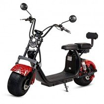 VIRTUE Moto electrica Scooter 1200w bateria 12Ah 60v Patinete Patin