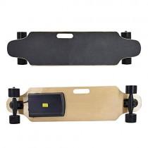 Vogvigo Teamgee H20/H9/H8/H3-B Monopatín Eléctrico Longboard negro