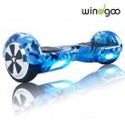 Windgoo N1 Overboard Hoverboard, 6.5 Pulgadas 250W 2WD Glyboard azul