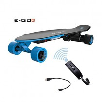Yuneec E-GO 2 Elektro Cruiser Royal Wave azul