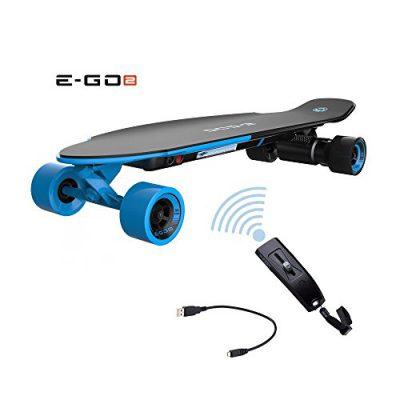 Yuneec E-GO 2 Elektro Cruiser Royal Wave azul